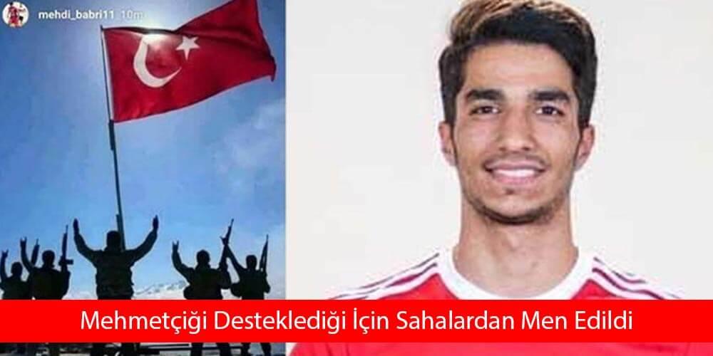 Mehdi Bebri Sahalardan Men Edildi