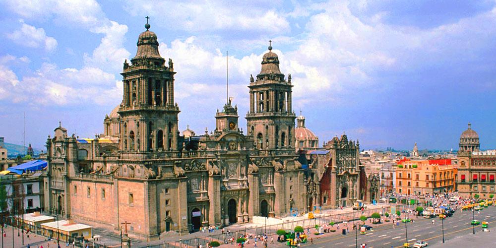 Mexico City Metropolitan Katedrali