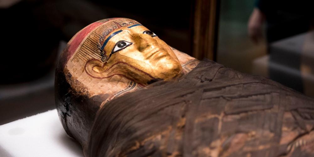 Mısır'da 2500 Yıllık Tabutlar Bulundu