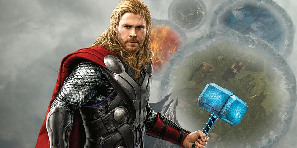 Mjölnir'i Kaldıran 5 Marvel Karakteri