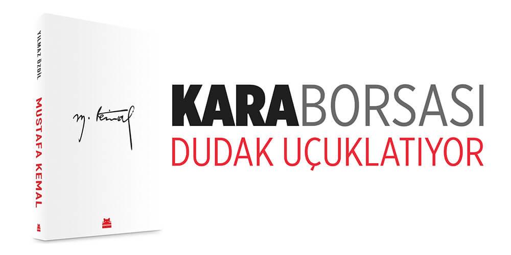 Mustafa Kemal Kitabı Karaborsada