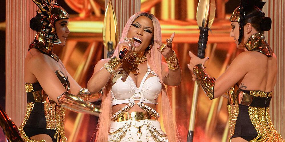 Nicki Minaj Konserini İptal Etti