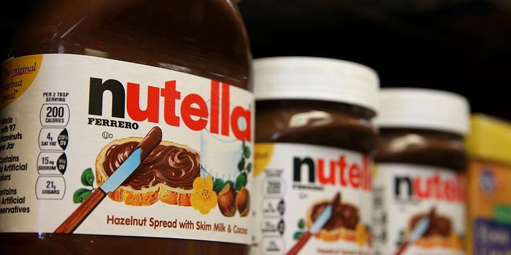 Nutella'dan Şok Açıklama: Helal Değiliz