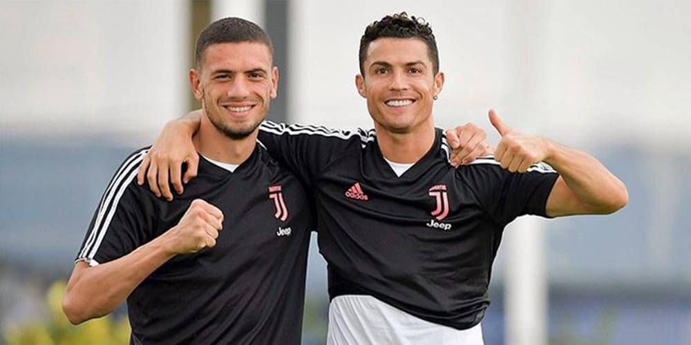 Ronaldo'dan Merih Demiral'a Destek