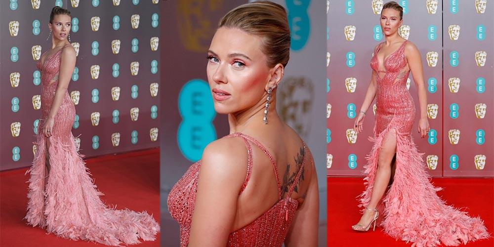 Pembeli Güzel: Scarlett Johansson