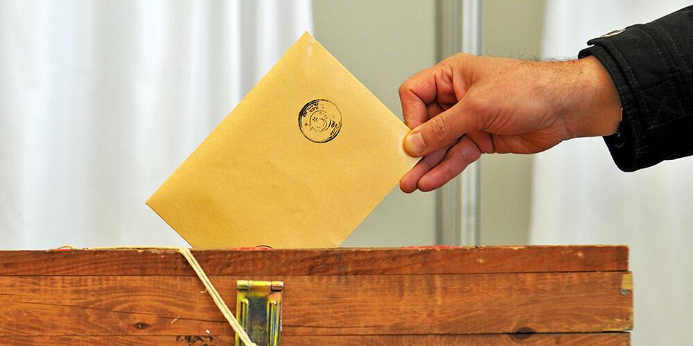 Seçim ve Oy Kullanmak