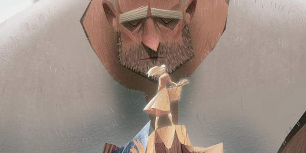 Sevgilisinin Yasını Tutan Oduncu