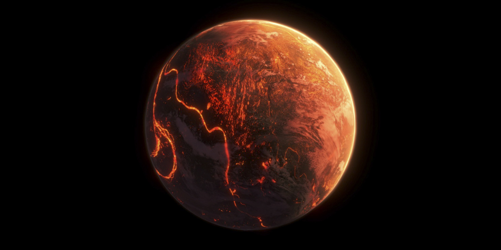 Sıra Dışı Lav Gezegeni K2-141b