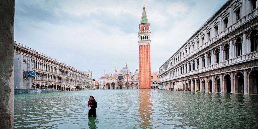 Su Altındaki Venedik'in Trajik Güzelliği