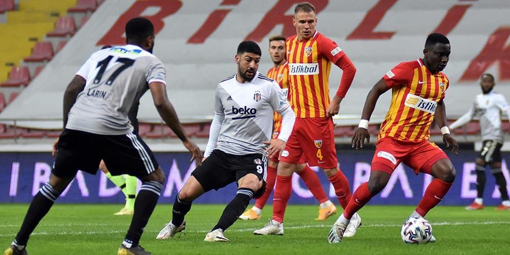Süper Lig 2020-2021 Sezonu: 16. Hafta