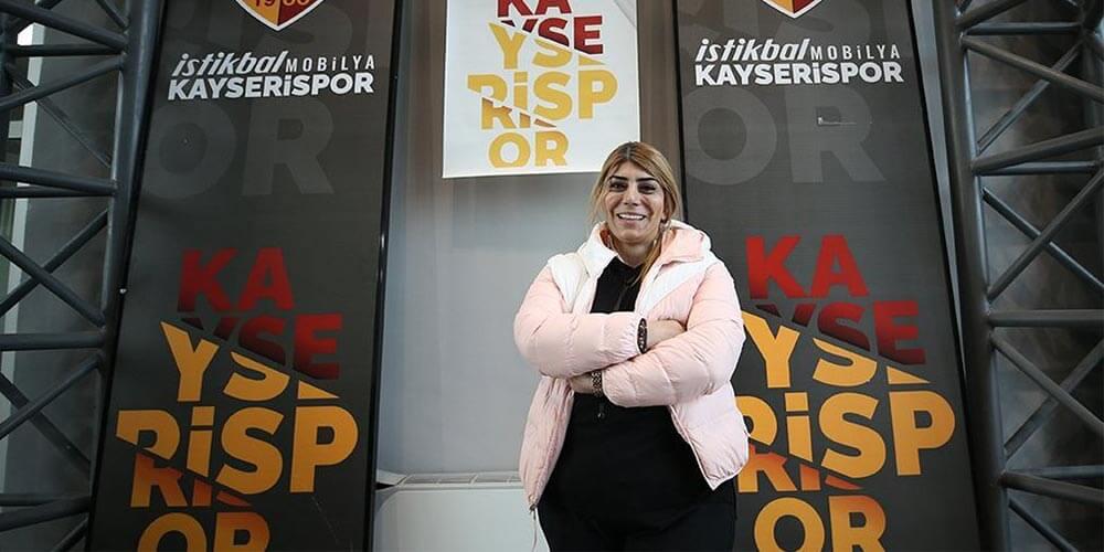 Süper Lig'in İlk Kadın Başkanı