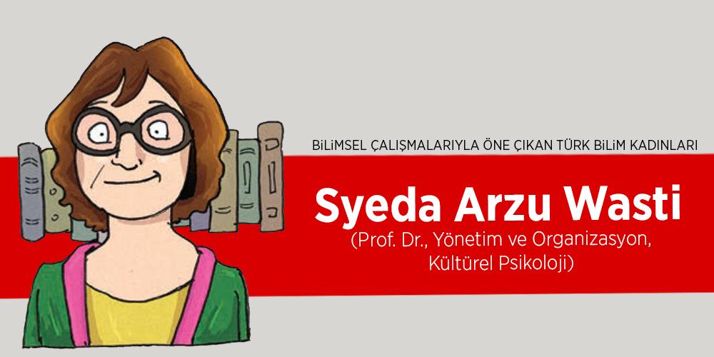 Syeda Arzu Wasti