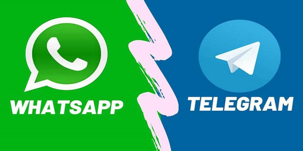 Telegram'dan Whatsapp Güncellemesi
