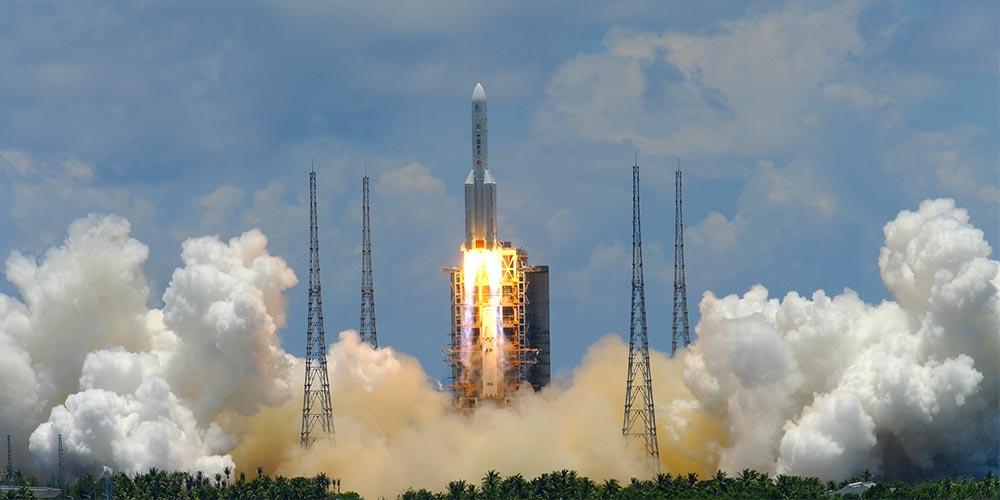 Tianwen-1 Mars Yörüngesine Girdi