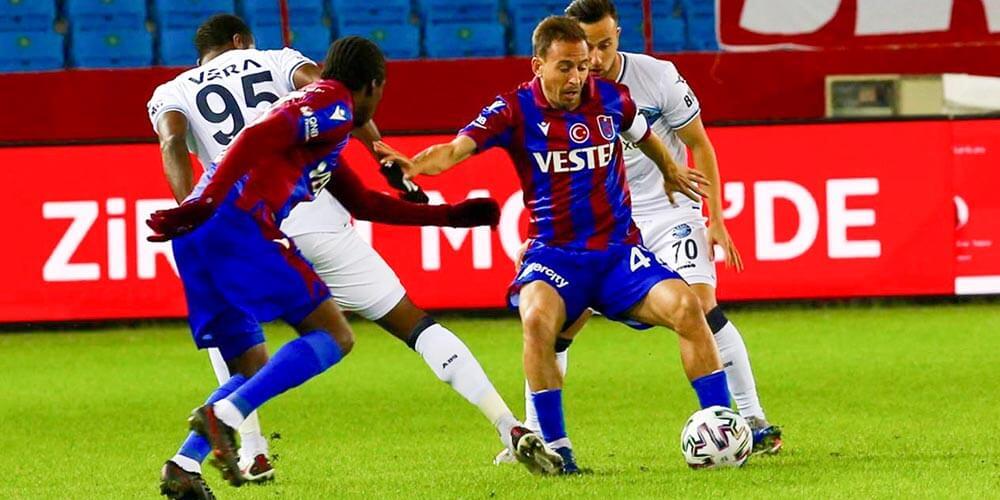 Trabzonspor Türkiye Kupası'na Veda Etti