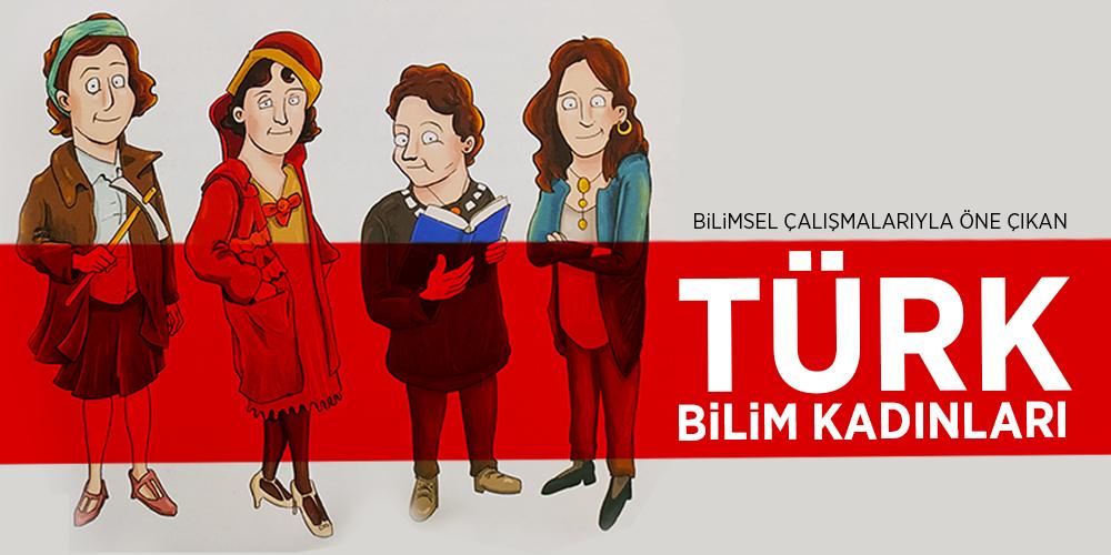Türk Bilim Kadınları