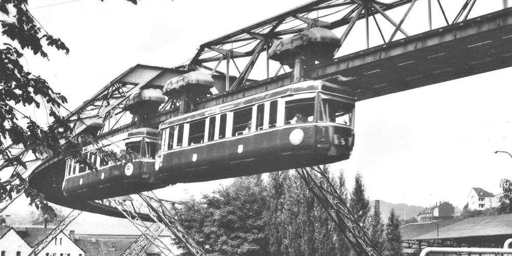 Uçan Tren'le 1902 Yılına Dönüş