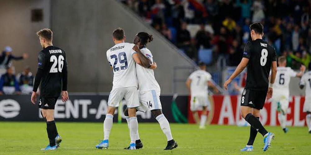 UEFA'da Sıfır Çektik