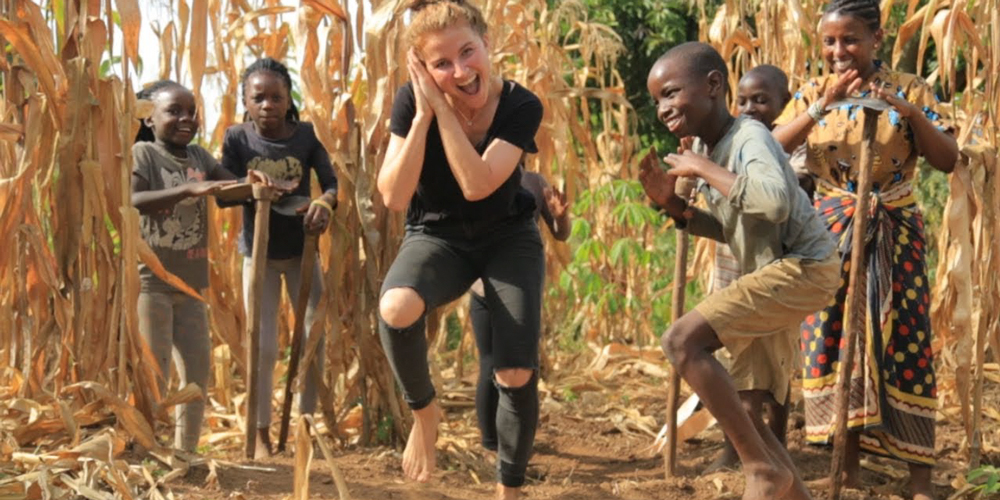 Ugandalı Çocukların İlham Veren Dansları