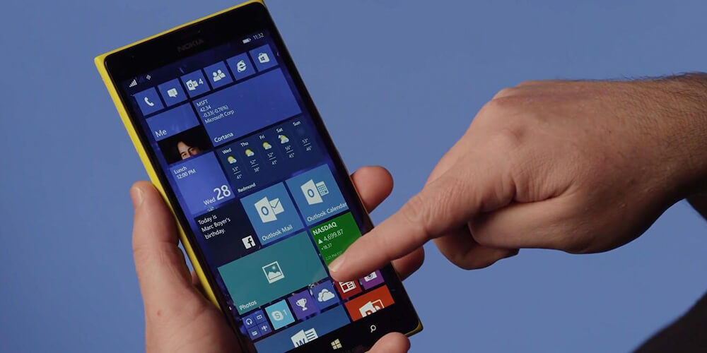 Windows Phone Yok Oluyor