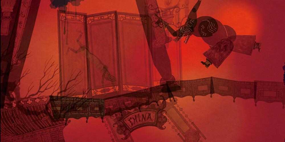 Xi Chen Yapımı 6 Kısa Animasyon