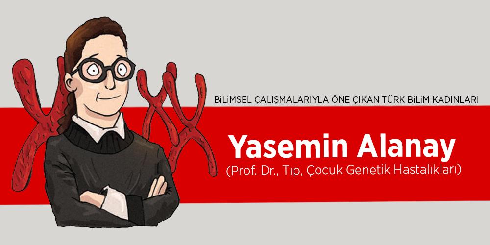 Yasemin Alanay
