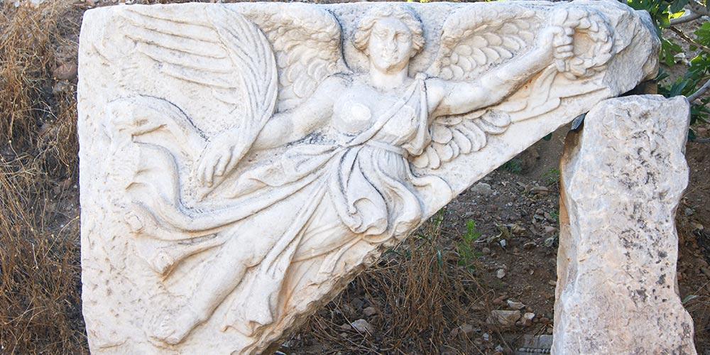 Yunan Tanrıcası: Nike