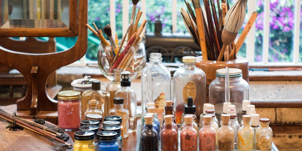 Ziyarete Açık 7 Ünlü Sanat Atölyesi